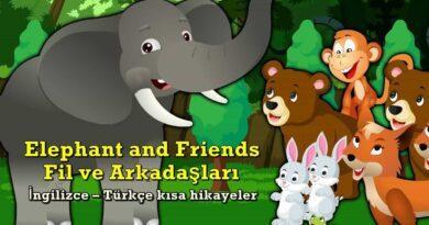 İngilizce – Türkçe kısa hikayeler