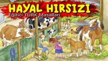 eğitici türk masalları