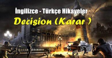 ingilizce türkçe hikayeler